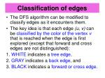 classification of edges1