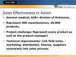 sales effectiveness in action1