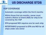 us discharge stds2