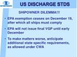 us discharge stds9