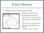 echoic memory1
