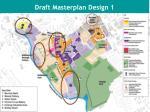 draft masterplan design 1
