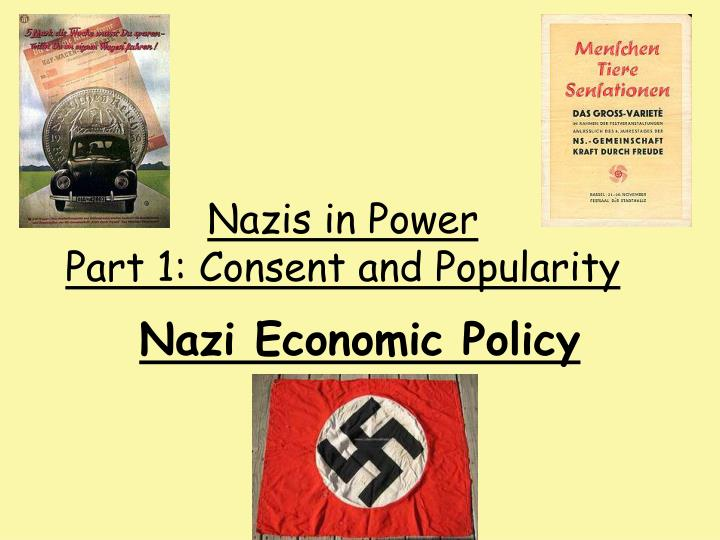 the government of the nazi state essay The government of nazi germany was a dictatorship run according to the führerprinzip as the successor to the government of the weimar through successive reichsstatthalter decrees, germany's states were effectively replaced by nazi provinces called gaue after june 1941 as world.
