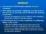lamboot