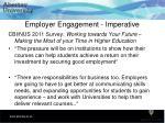 employer engagement imperative1