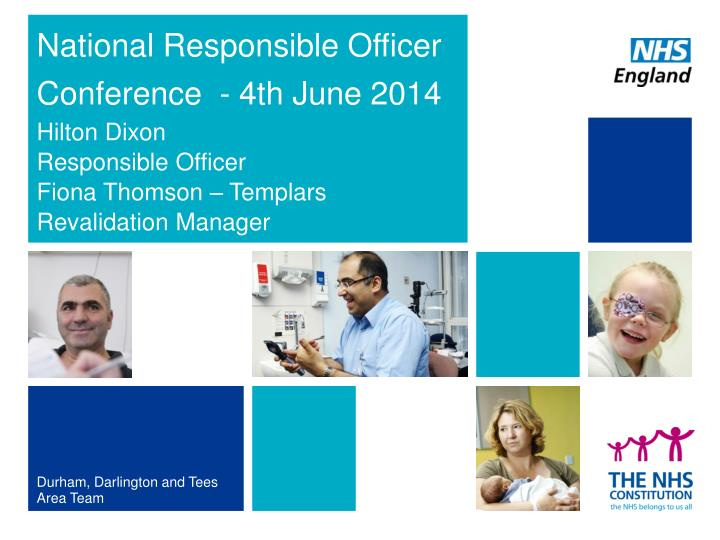 national responsible officer conference 4th june 2 01 4 n.