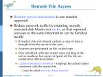 remote file access