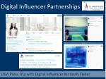 digital influencer partnerships