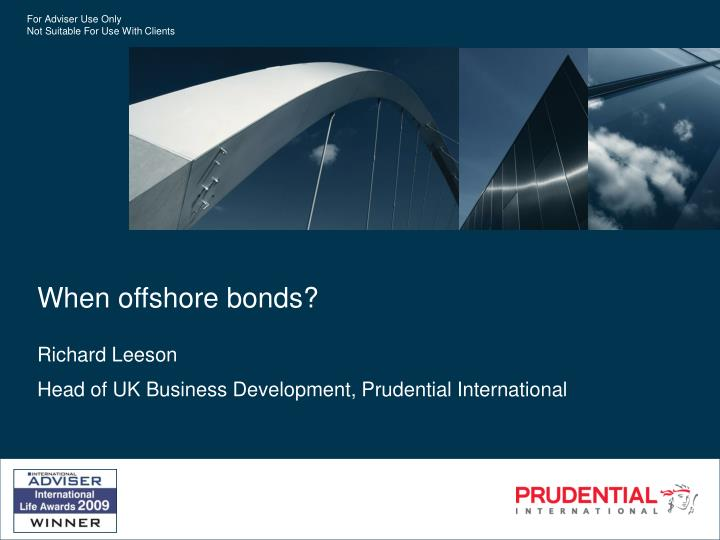 when offshore bonds n.