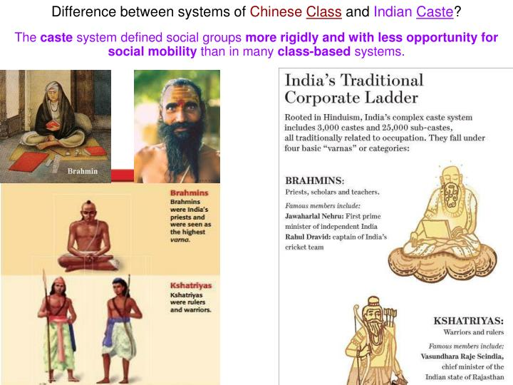 differences between indian and european society Similarities between japanese and european feudalism include the division of the classes and the relationships of the people living within each social class feudalism is a political and social structure in which social classes define the lives and work of the people living in a town or country.