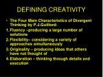 defining creativity2