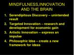 mindfulness innovation and the brain2