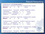 rebuild networking4