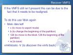 recover vmfs10