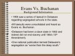 evans vs buchanan1