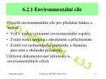 6 2 1 environment ln c le