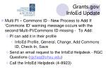 grants gov infoed update2