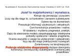 na podstawie d krzemionka niech przem wi intuicja charaktery nr 2 2011 str 15 232