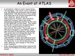 an event at atlas