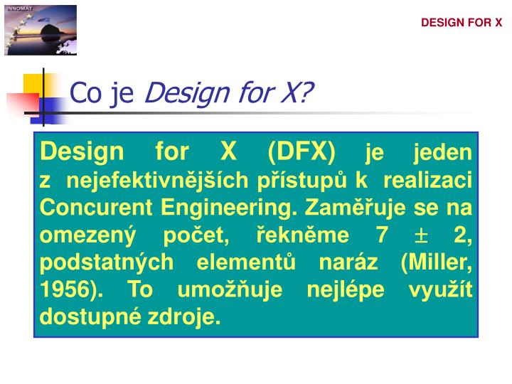 co je design for x n.
