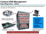 catalyst 6500 management easy diagnostics gold