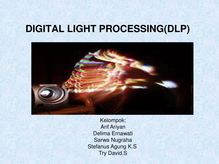 digital light processing dlp n.