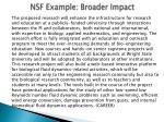 nsf example broader impact1