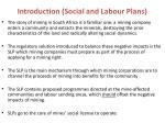 introduction social and labour plans