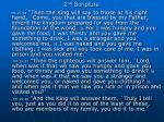 2 nd scripture