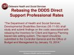 rebasing the ddds direct support professional rates
