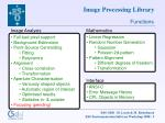 image processing library1