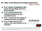 25 why is the electoral college important ss 08 1 1 2 dok 2