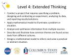 level 4 extended thinking