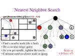 nearest neighbor search