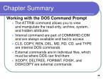 chapter summary5