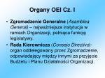 organy oei cz i