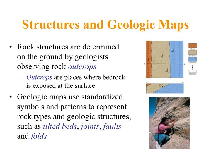 Structures and Geologic Maps