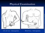 physical examination1