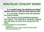 non polar covalent bonds2