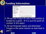 funding information4