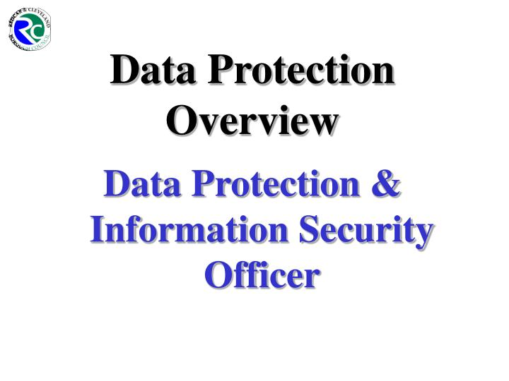 data protection overview n.