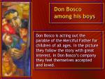 don bosco among his boys