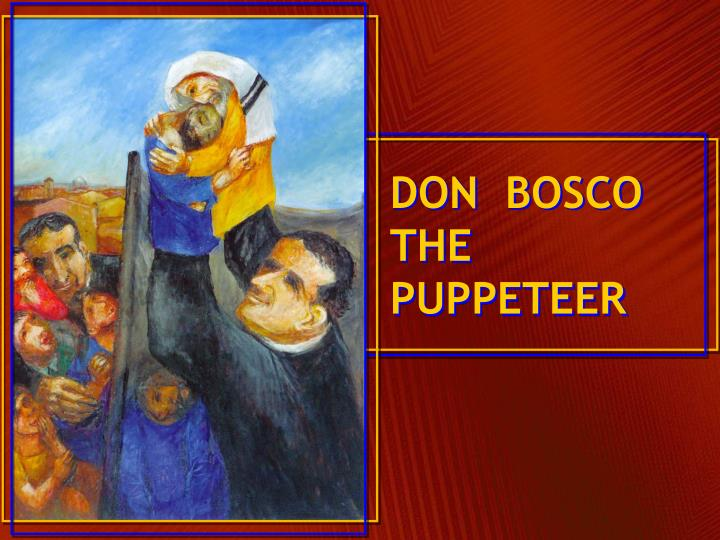 don bosco the puppeteer n.