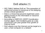 dos attacks 1