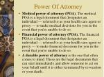 power of attorney1