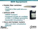 ben equipment