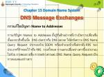 dns message exchanges1