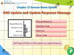 dns update and update response message2