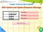 dns update and update response message4