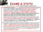 esame di stato om n 41 del 11 05 12 art 17 bis esame dei candidati in situazione di dsa